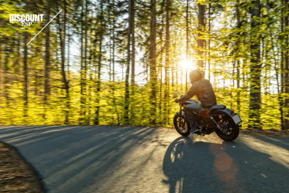spring road trips for bikers